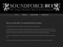 Soundforce A/S